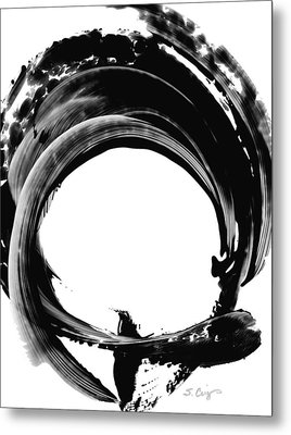 Black Magic 304 By Sharon Cummings Metal Print by Sharon Cummings