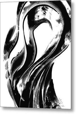 Black Magic 306 By Sharon Cummings Metal Print by Sharon Cummings