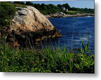 Black Point Metal Print