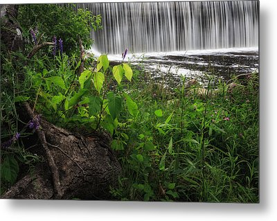 Blackberry River Metal Print by Bill Wakeley