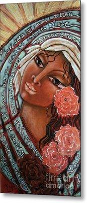 Blessings Of The Magdalene Metal Print by Maya Telford
