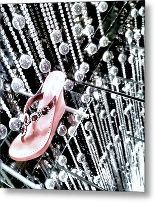 Metal Print featuring the photograph Bling  by Robert McCubbin