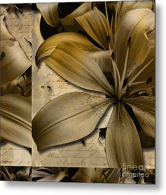 Bliss II Metal Print by Yanni Theodorou