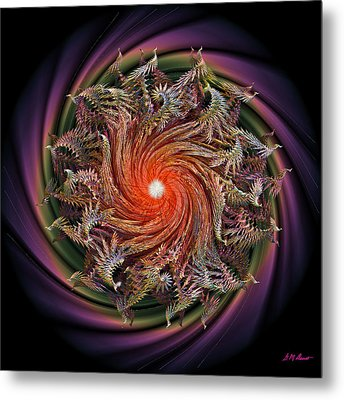 Bliss Metal Print by Michael Durst