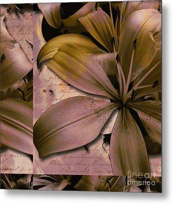 Bliss Metal Print by Yanni Theodorou