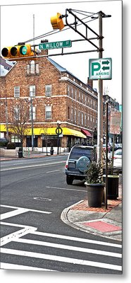 Bloomfield And N Willow Metal Print
