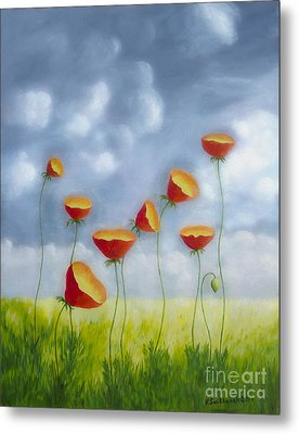 Blooming Summer Metal Print by Veikko Suikkanen