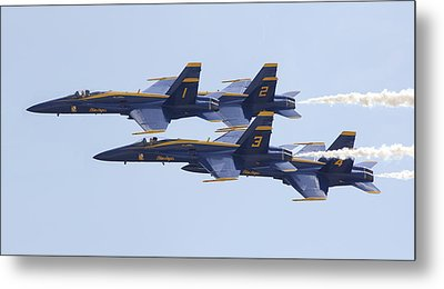 Blue Angels 20 Metal Print