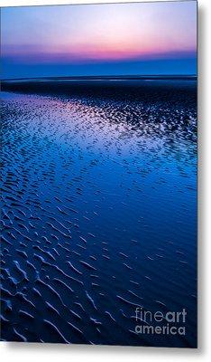 Blue Hour  Metal Print by Adrian Evans