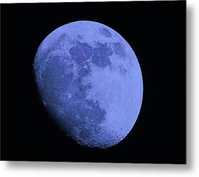 Blue Moon Metal Print by Tom Gari Gallery-Three-Photography