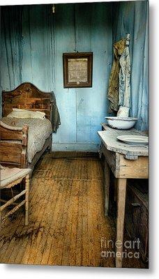 Blue Room Metal Print by Jill Battaglia