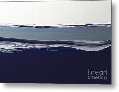 Blue Seas Metal Print by Shesh Tantry