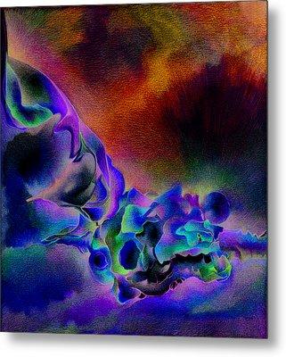 Blue Sky Metal Print by Bodhi