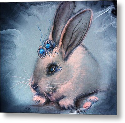 Bluebell Metal Print by Sheena Pike
