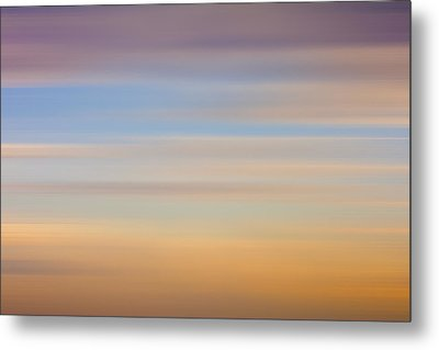 Blurred Sky 8 Metal Print