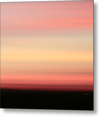 Blush Metal Print by Laura Fasulo