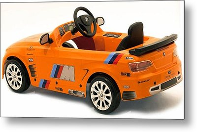 Bmw M Series For Boys Metal Print by Marvin Blaine