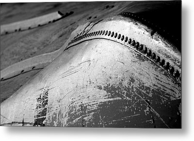 Metal Print featuring the photograph Boat 1 by Steven Macanka