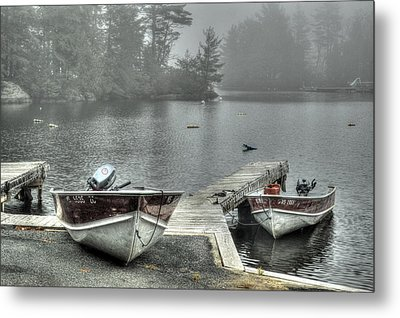 Boat Rental Metal Print
