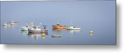 Metal Print featuring the photograph Boats  by Trace Kittrell