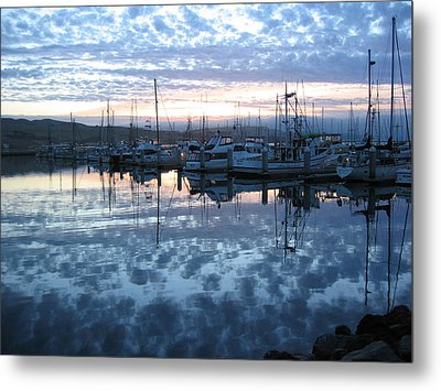 Bodega Bay Sunrise Metal Print