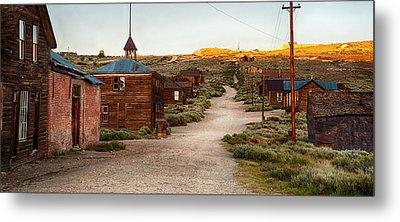 Bodie California Metal Print by Cat Connor