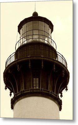 Metal Print featuring the photograph Bodie Island Light Iv by Kelly Nowak