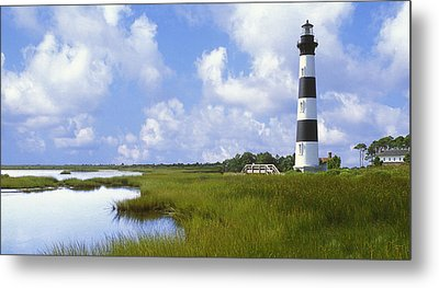 Bodie Light 3 Metal Print by Mike McGlothlen