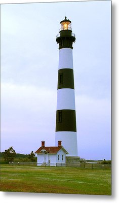 Bodie Light 4 Metal Print by Mike McGlothlen