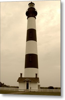 Metal Print featuring the photograph Bodie Light IIi by Kelly Nowak