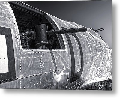 Boeing Flying Fortress B-17g  -  07 Metal Print by Gregory Dyer