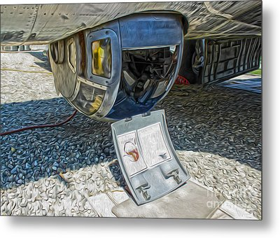 Boeing Flying Fortress B-17g  -  06 Metal Print by Gregory Dyer