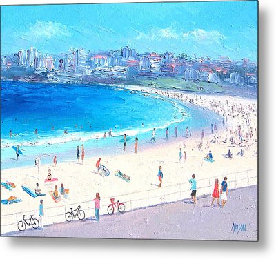 Bondi Summer Metal Print