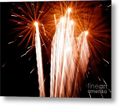 Metal Print featuring the digital art Boom Boom by Angelia Hodges Clay