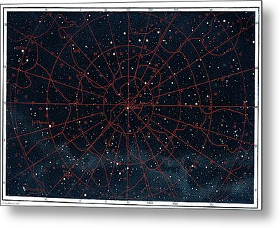 Boreal Constellations Metal Print by Collection Abecasis