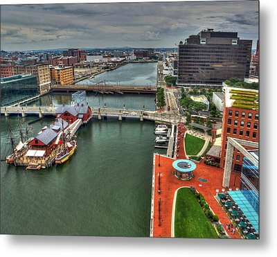 Boston 4020 Metal Print