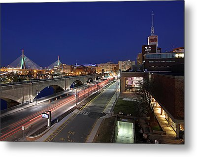 Boston Museum Of Science Metal Print by Juergen Roth
