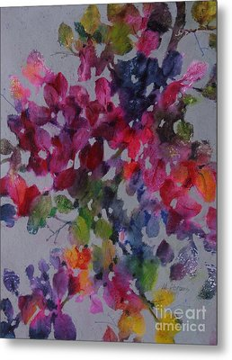 Bougainvillea Metal Print by Michelle Abrams
