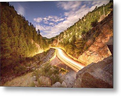 Boulder Canyon Dreamin Metal Print by James BO  Insogna