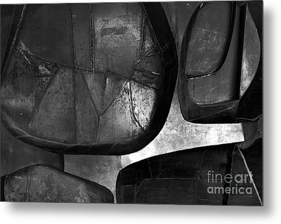 Bowling Green State University Lobby Detail Metal Print by University Icons