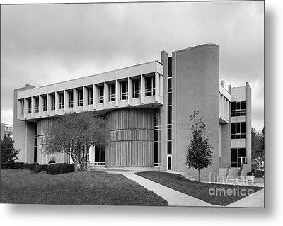 Bowling Green State University Math And Science Metal Print by University Icons