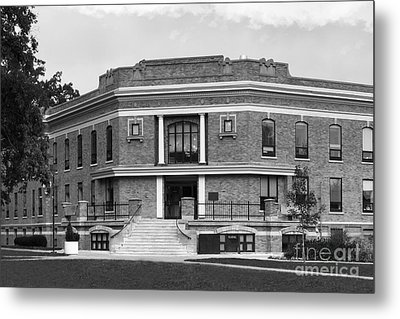 Bowling Green State University Williams Hall Metal Print by University Icons