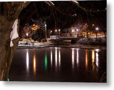 Bowring Park Metal Print by Darrell Young