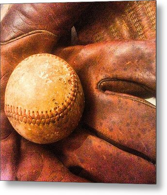 Boys Of Summer Let The Games Begin Metal Print by Scott Pellegrin