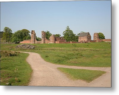 Bradgate Park House Metal Print by Mark Severn