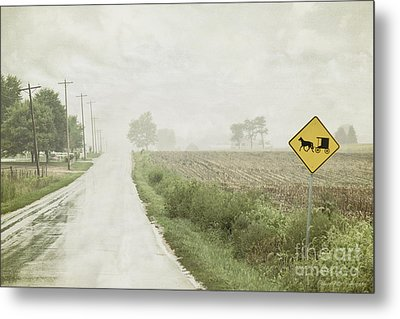 Brake For Buggies Metal Print