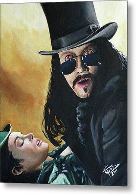 Bram Stoker's Dracula Metal Print by Tom Carlton