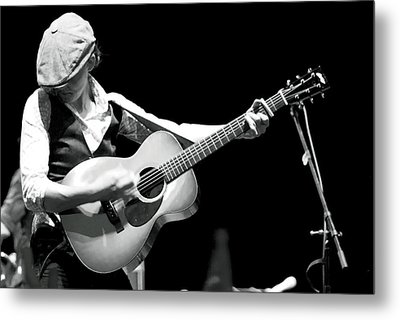 Brandi Carlile Count Basie Theatre Metal Print by Terry DeLuco