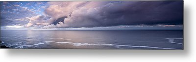 Breaking Storm Metal Print by Andrew Soundarajan