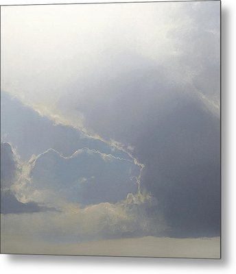 Breakthrough Sold Metal Print by Cap Pannell